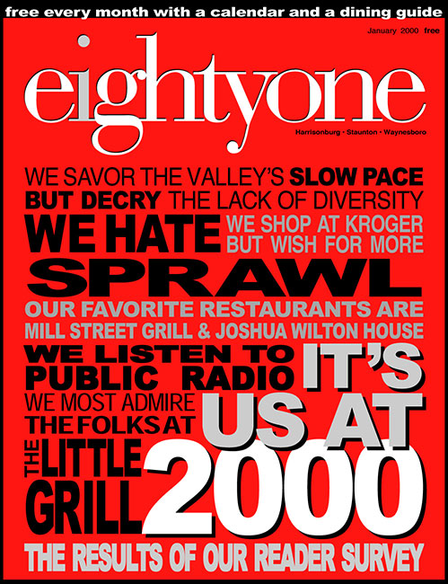eightyone january 2000