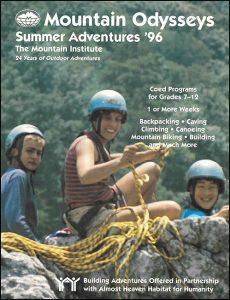 The Mountain Institute: Mountain Odysseys 1996