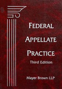 Federal Appellate Practice