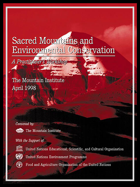 Sacred Mountains and Environmental Conservation