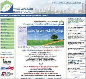 Virginia Sustainble Building Network