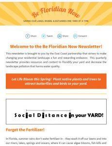 Be Floridian Now E-News