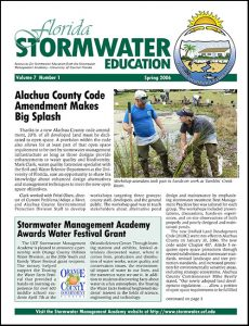 Stormwater Education Newsletter