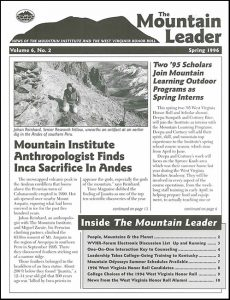 The Mountain Leader